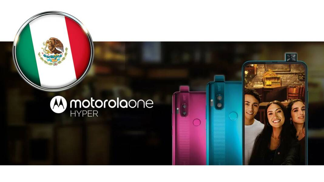 Motorola One Hyper Mexico