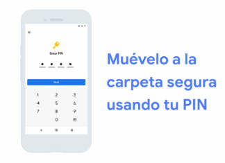 Carpeta Segura Files Google